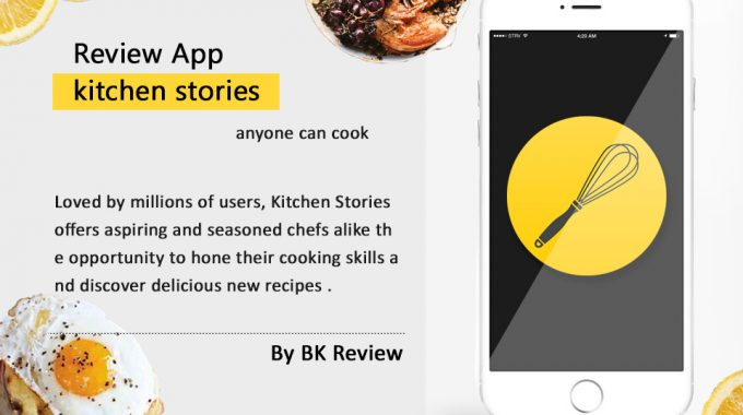 Cover KitchenStories1.1