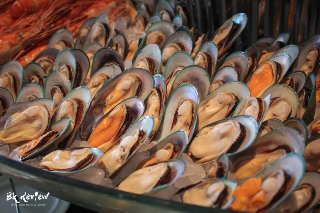 กุ้ง ปู หอย ซีฟู้ด บุฟเฟ่ปู