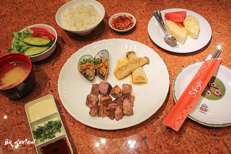 ชุดอาหารกลางวัน - Sukishi-5