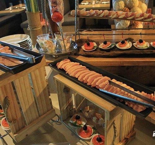 ไลน์อาหาร – บุฟเฟ่ Novotel ประตูน้ำ (5 Of 13)
