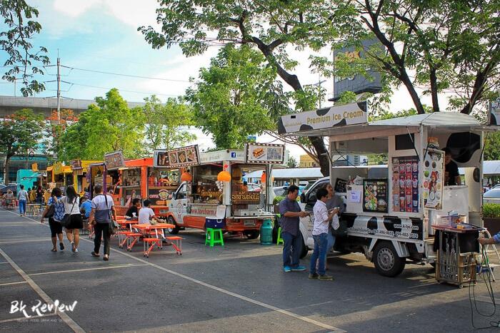 บรรยากาศ - Food Truck Caravan (1 of 4)