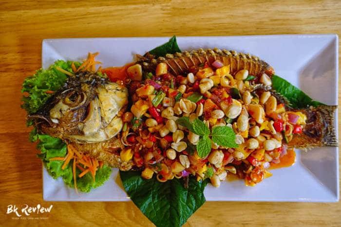 บ้านปลาจุ่ม - อาหาร (10 of 11)