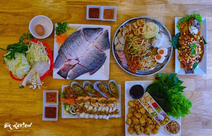 บ้านปลาจุ่ม - อาหาร (11 of 11)