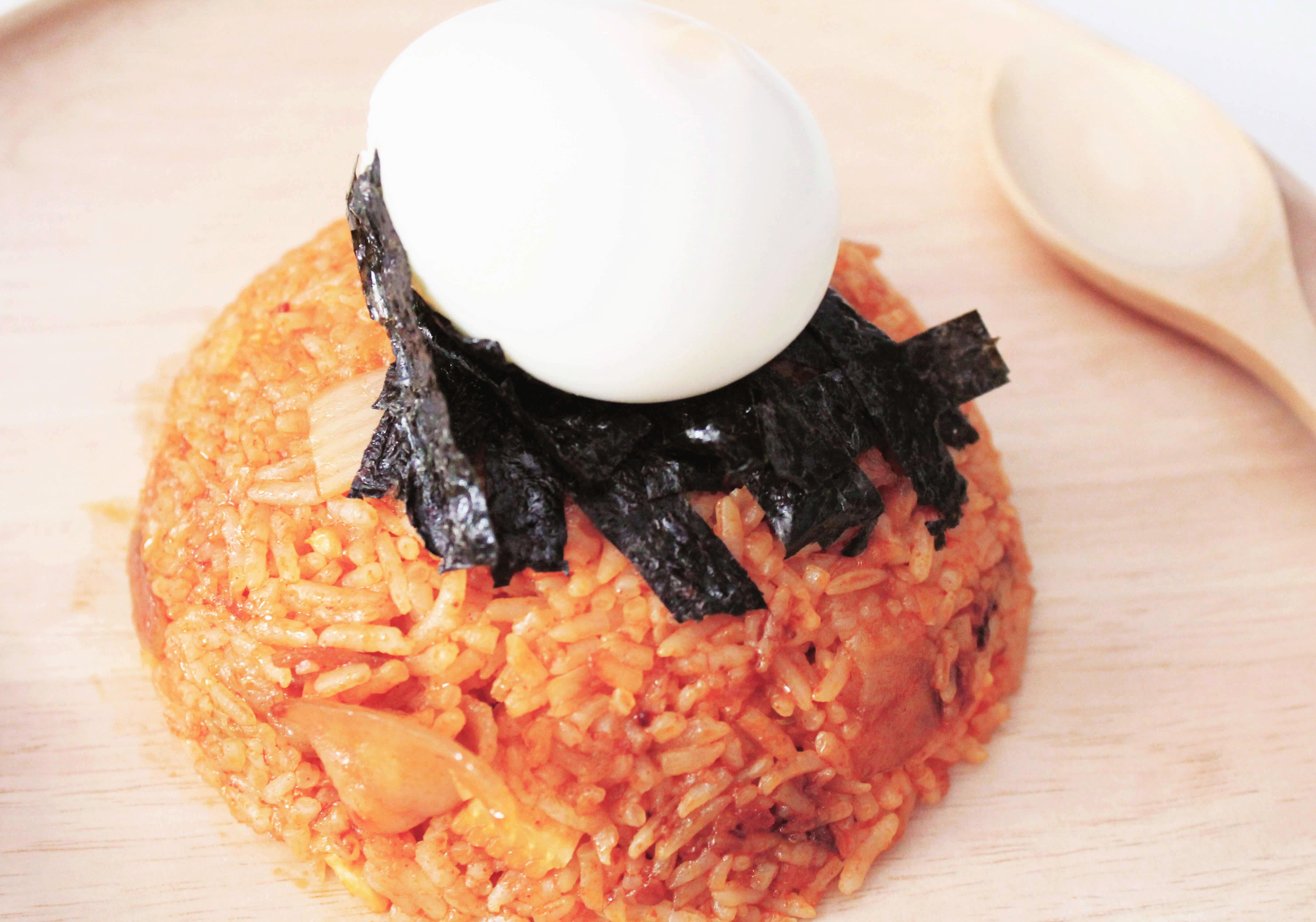 ข้าวผัดกิมจิ-วิธีทำข้าวผัดกิมจิ
