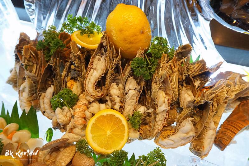 ซีฟู้ด ออนไอซ์ - Buffet Seafood Crowne Plaza Lumpini-2