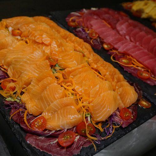 ซูชิ ซาชิมิ – Buffet Seafood Crowne Plaza Lumpini 2