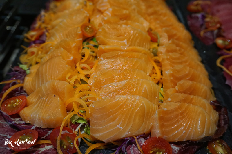 ซูชิ ซาชิมิ - Buffet Seafood Crowne Plaza Lumpini-3