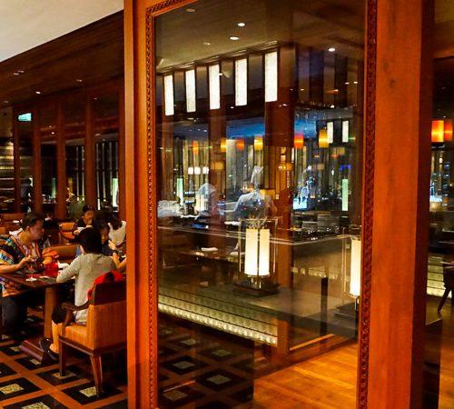บรรยากาศ – Buffet Seafood Crowne Plaza Lumpini 3