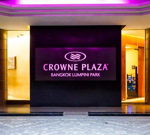 บรรยากาศ – Buffet Seafood Crowne Plaza Lumpini 7