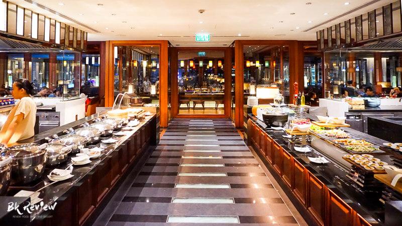 บรรยากาศ - Buffet Seafood Crowne Plaza Lumpini