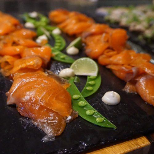 อาหารนานาชาติ – Buffet Seafood Crowne Plaza Lumpini 3
