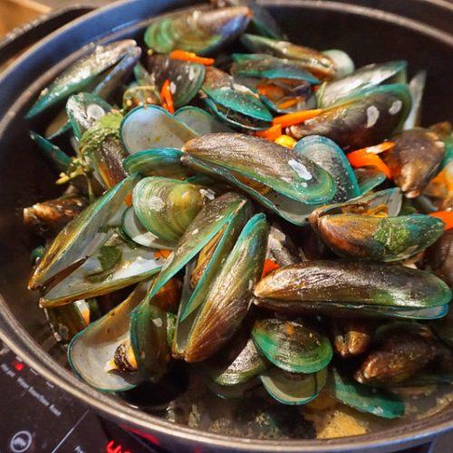 อาหารนานาชาติ – Buffet Seafood Crowne Plaza Lumpini 5