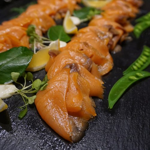 อาหารนานาชาติ – Buffet Seafood Crowne Plaza Lumpini