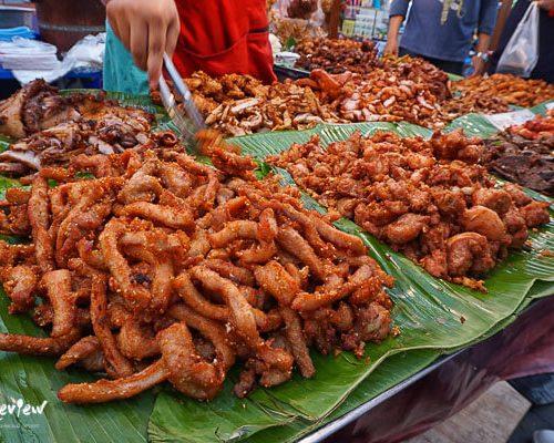 ไก่ย่าง หมูทอด  Bangkok Varee (2 Of 7)