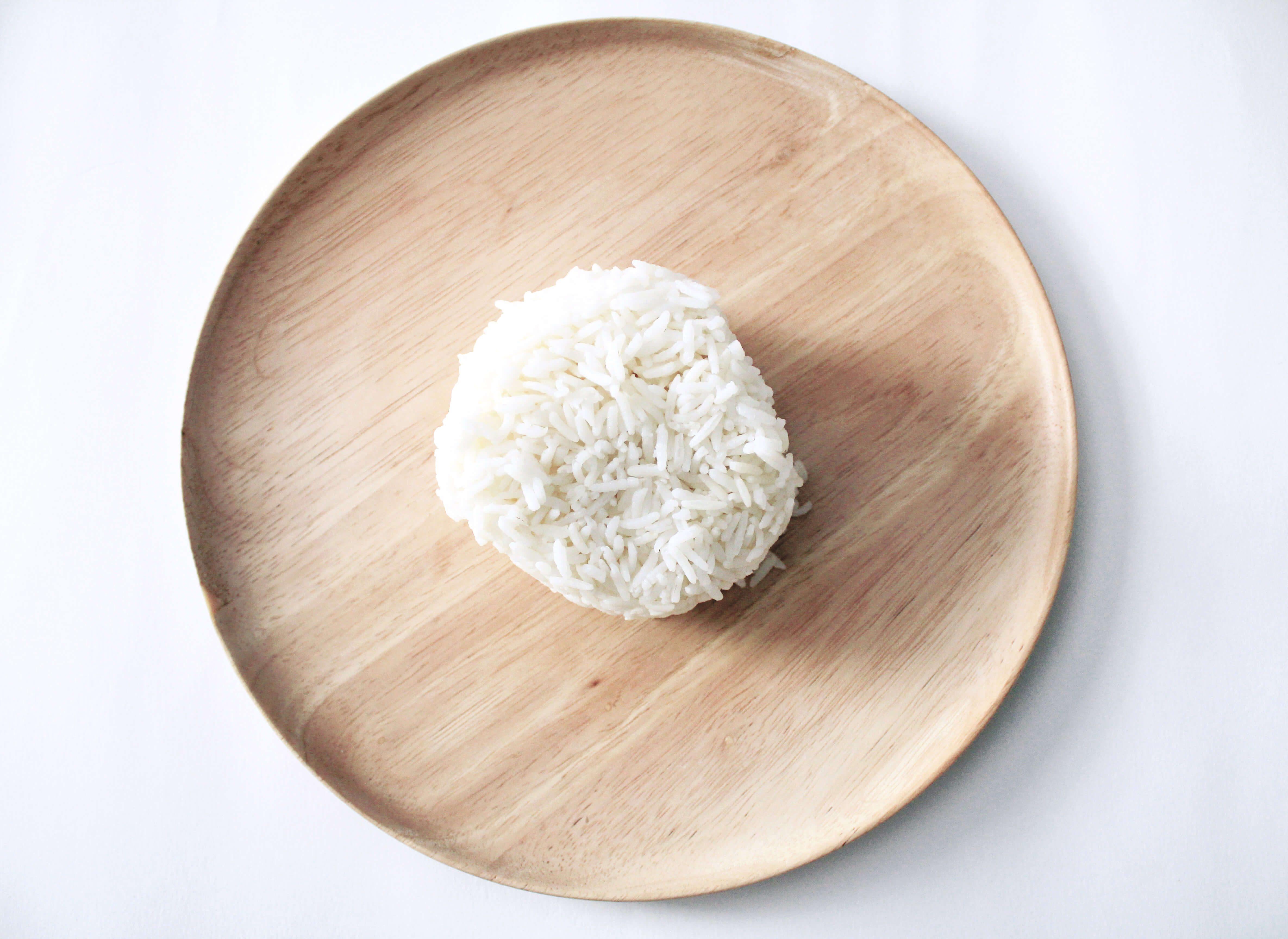 ข้าวสวย-วิธีทำข้าวผัดกิมจิ