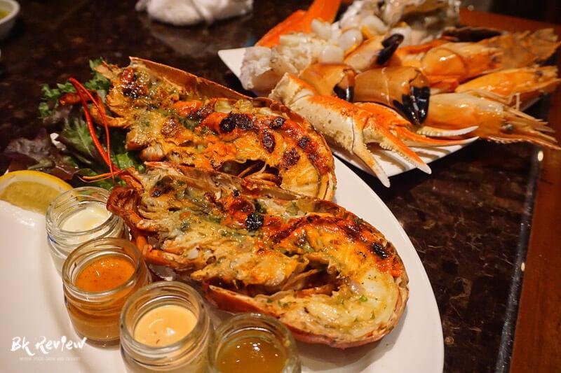 Lobster - Buffet Seafood Crowne Plaza Lumpini-4
