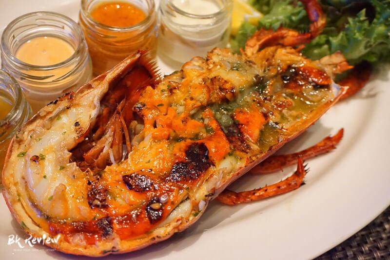 Lobster - Buffet Seafood Crowne Plaza Lumpini