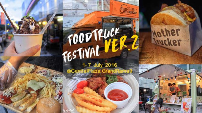 Cover Foodtruck2Rama9