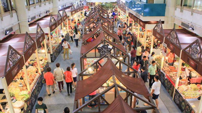 Cover THE SIAM CUISINE 2016 มหกรรมสุดยอดอาหารไทย และ น้ำพริกชาววัง (1 Of 1)