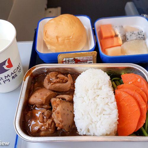 Air Macau รีวิว (7 Of 7)
