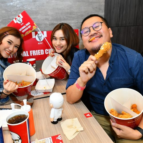 วันไก่ทอดแห่งชาติ KFC National Fried Chicken Day2