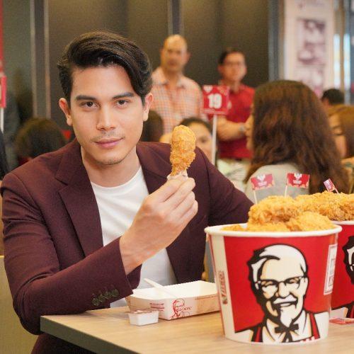 วันไก่ทอดแห่งชาติ KFC National Fried Chicken Day26