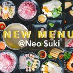 [รีวิว] เนื้อวากิวสไลด์ ซีฟู้ดตัวโต และหลากหลายเมนูใหม่จาก Neo Suki