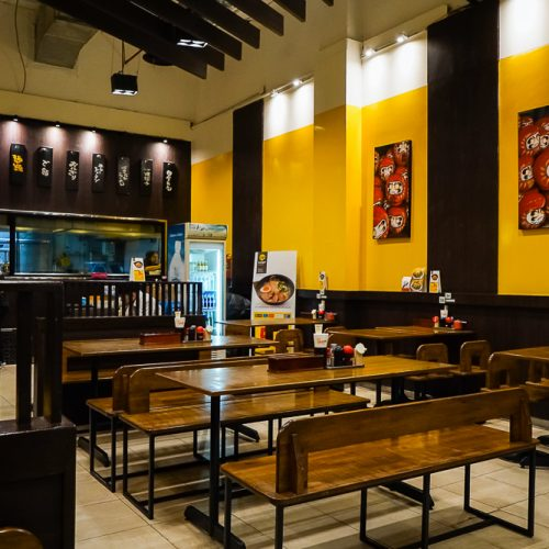 ร้านอาหาร The Nine Center (61 Of 102)
