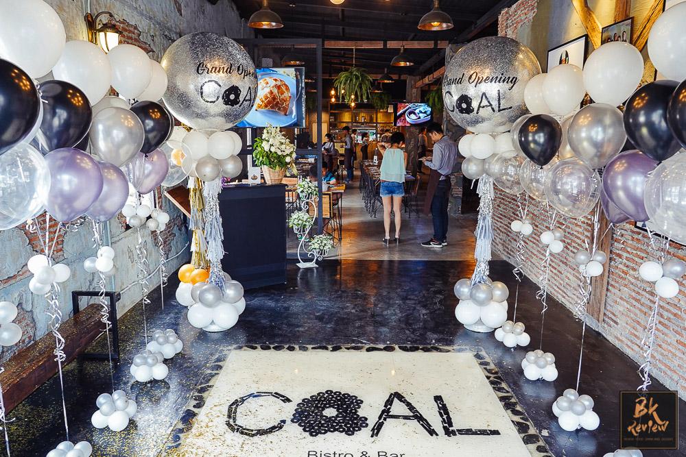 Coal Bistro อาหารสไตล์ยุโรป ย่านราชพฤกษ์