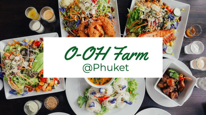 O Oh Farm Phuket Cover