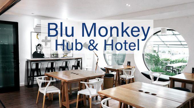 [รีวิว] Blu Monkey Hub & Hotel (บลูมังกี้โฮเทล) ที่พักชิคๆ ที่แสนมีเสน่ห์กลางเมืองภูเก็ต