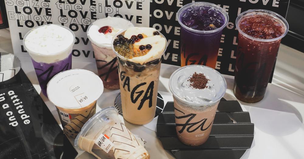 [รีวิว] GAGA • Attitude In A Cup ร้านชาเปิดใหม่ ที่ใส่ Attitude ลงไปในทุกแก้ว