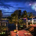 Flash Sale ราคาพิเศษวันเดียวเท่านั้น!! ปาร์ตี้พรมแดงริมแม่น้ำเจ้าพระยาพร้อมพลุสุดอลังการ ฉลองต้อนรับวันปีใหม่