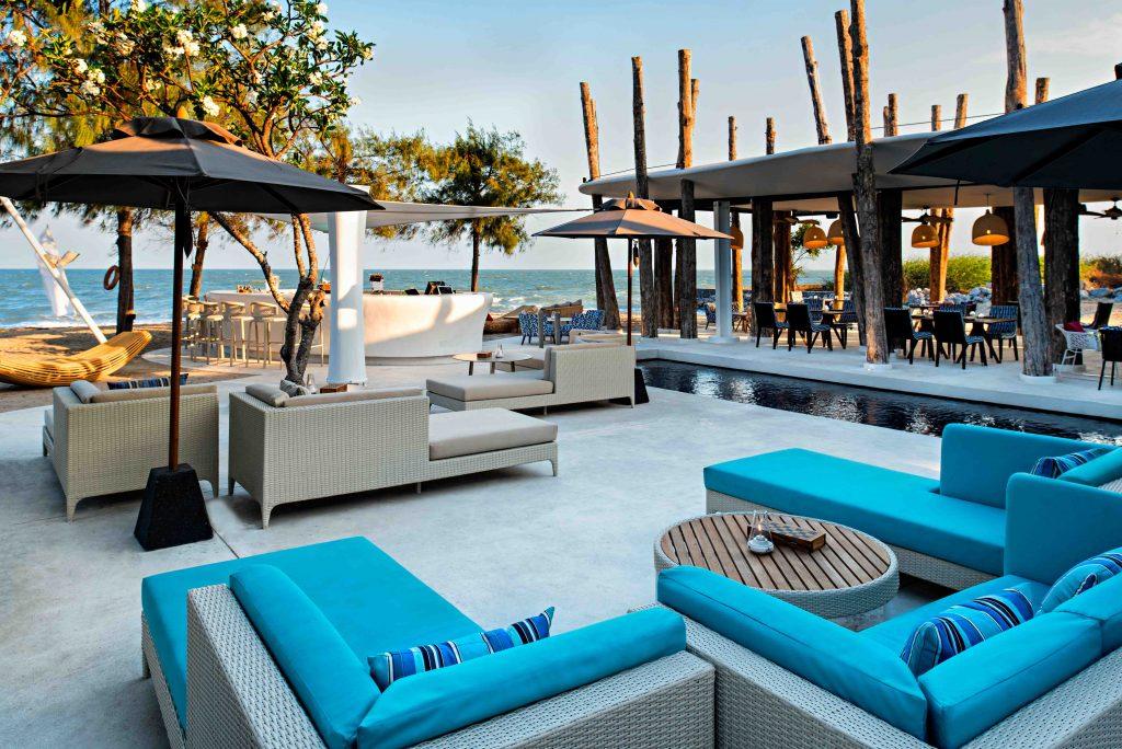 บรรยากาศ Beach_Society - บรรยากาศรอบๆ โรงแรม