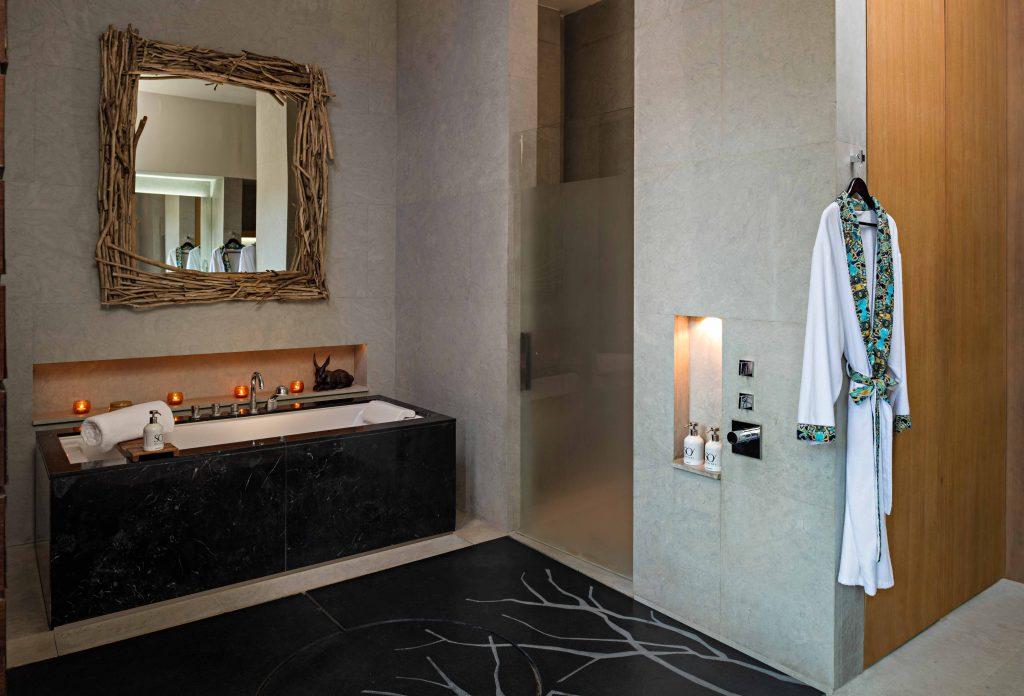 ห้องน้ำ - ห้องพักสไตล์ So Nature