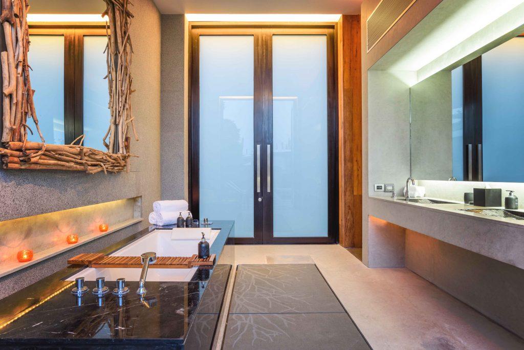 ห้องน้ำ - So Pool Villa(โซ พูล วิลล่า)