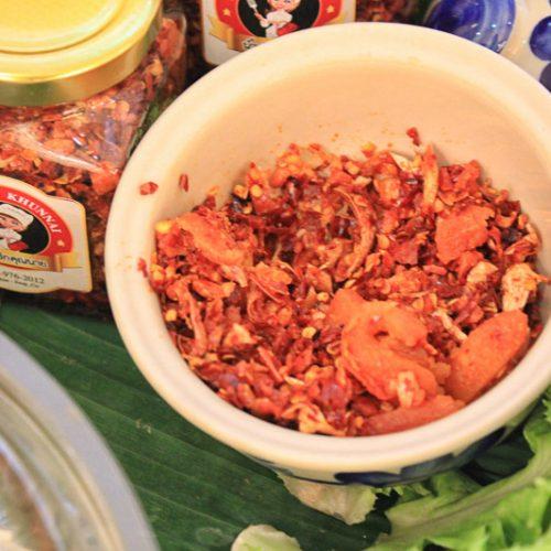 THE SIAM CUISINE 2016 มหกรรมสุดยอดอาหารไทย และ น้ำพริกชาววัง (33 Of 48)