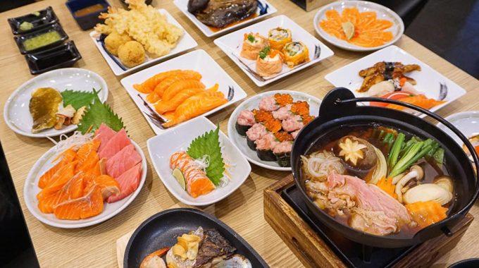 [รีวิว] Oishi Eaterium นิยามใหม่ของบุฟเฟ่ต์อาหารญี่ปุ่นจาก Oishi