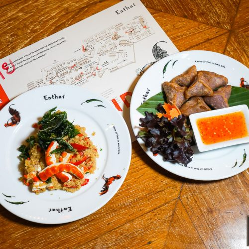 Vegetarian Delight งานอาหารเจที่ Eathai (69)