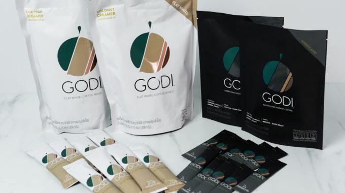 [รีวิว] GODI(โกดีซ์ ) กาแฟพร้อมดื่ม ที่เหมือนมีบาริสต้ามาเสิร์ฟให้ถึงที่