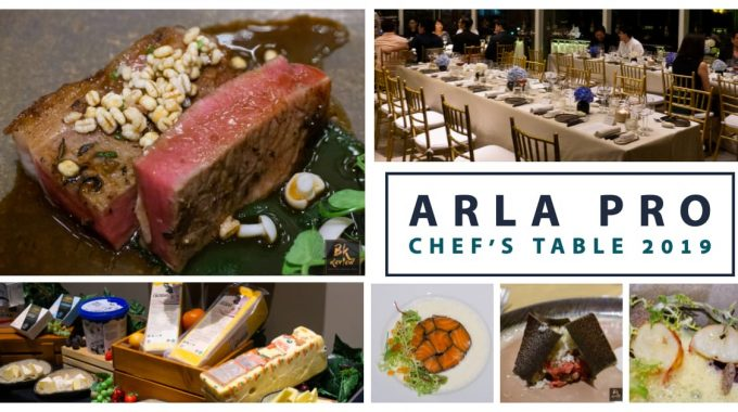 Cover - Arla Pro Chef's Table 2019 @Waldorf Astoria Bangkok (1)