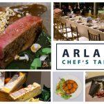 Arla Pro Chef's Table 2019 @Waldorf Astoria Bangkok