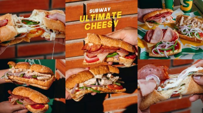 SubwayUltimateCheesy